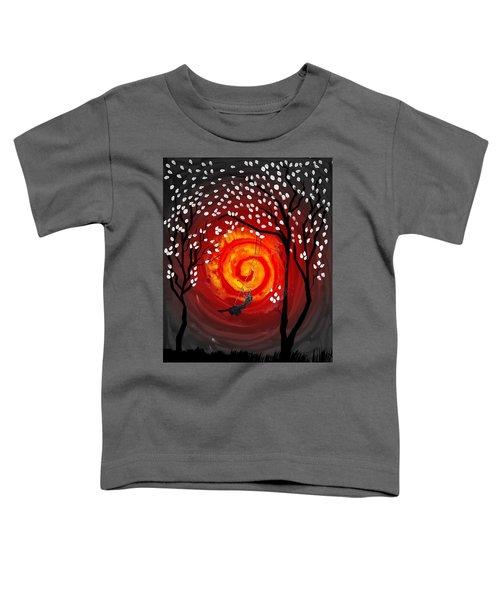 Badswing Toddler T-Shirt