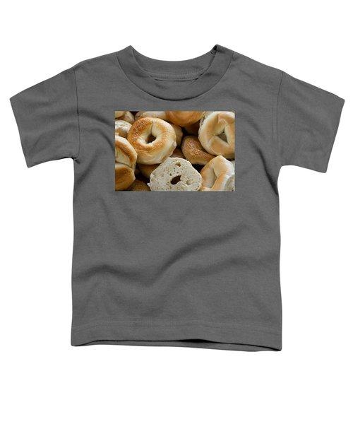 Bagels 1 Toddler T-Shirt