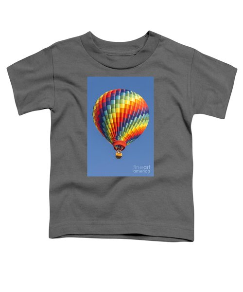 Ballooning In Color Toddler T-Shirt