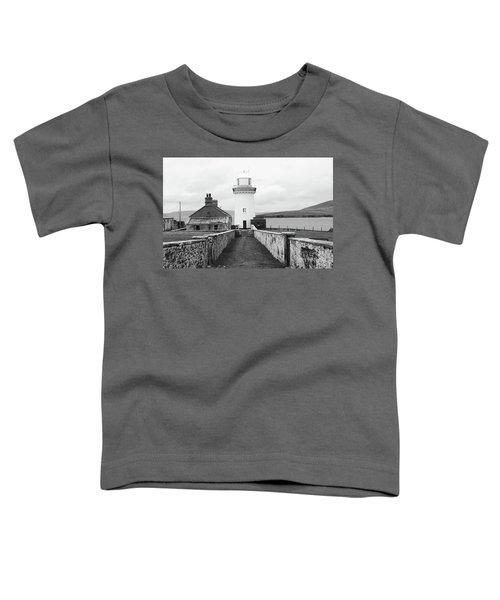 Ballyglass Lighthouse Mono Toddler T-Shirt