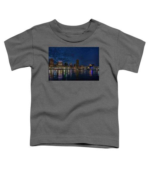Baltimore Harbor Toddler T-Shirt