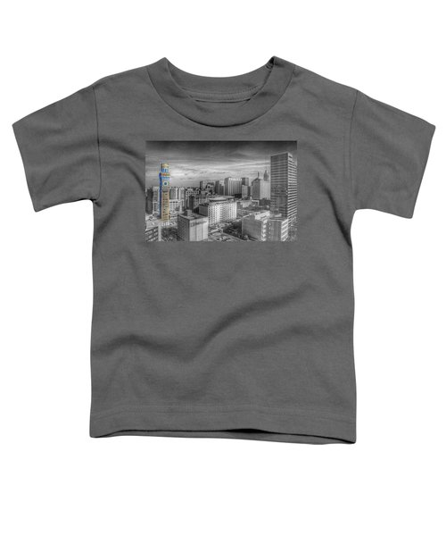 Baltimore Landscape - Bromo Seltzer Arts Tower Toddler T-Shirt