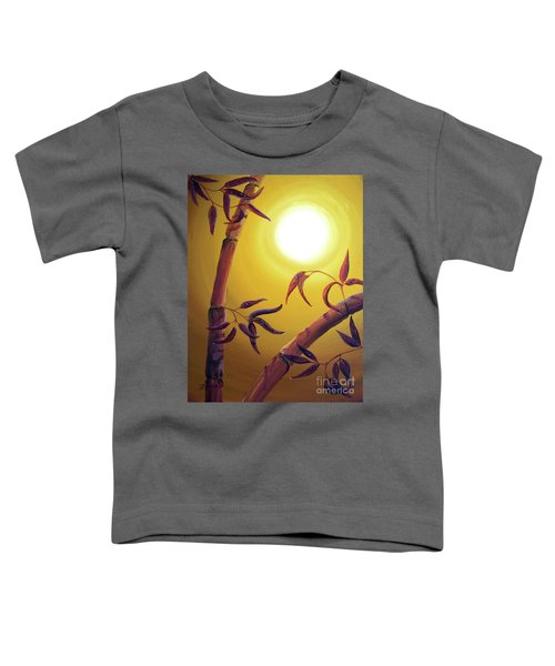 Bamboo After A Light Rain Toddler T-Shirt