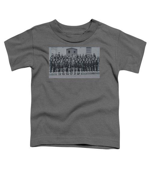 Band After Fire 76 Toddler T-Shirt