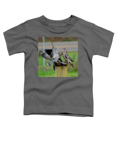 Band-tailed Pigeons #1 Toddler T-Shirt