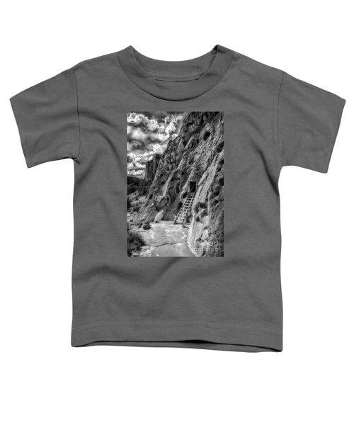 Bandelier Cavate Toddler T-Shirt