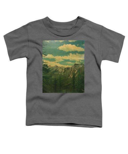 Banff Toddler T-Shirt