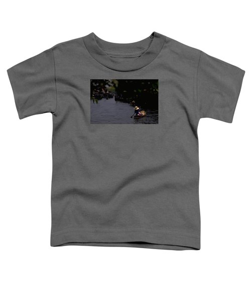 Bangkok Floating Market Toddler T-Shirt