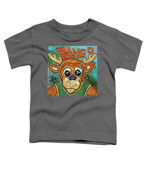 Bango The Great Toddler T-Shirt