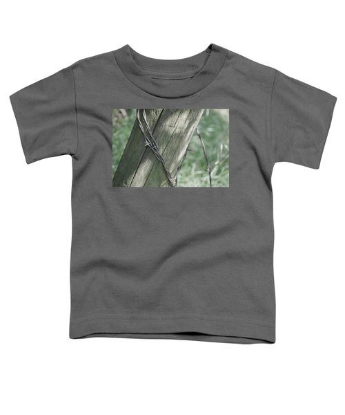 Barbwire Shadow Toddler T-Shirt