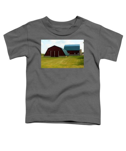 0004 - Barn Brothers Toddler T-Shirt