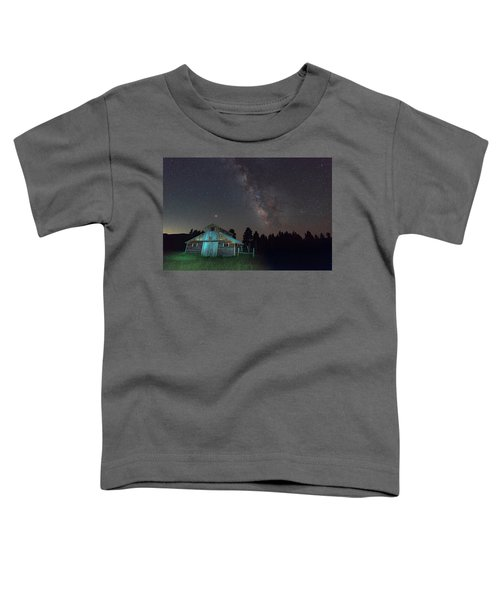 Barn In Rocky Toddler T-Shirt