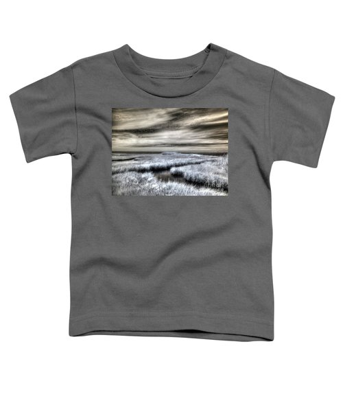 Barnegat Bay New Jersey Toddler T-Shirt