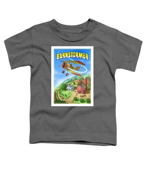 Barnstormer Toddler T-Shirt