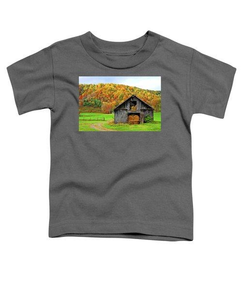 Barntifull Toddler T-Shirt
