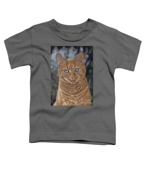 Barry The Cat Toddler T-Shirt