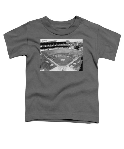 Baseball Game, C1953 Toddler T-Shirt