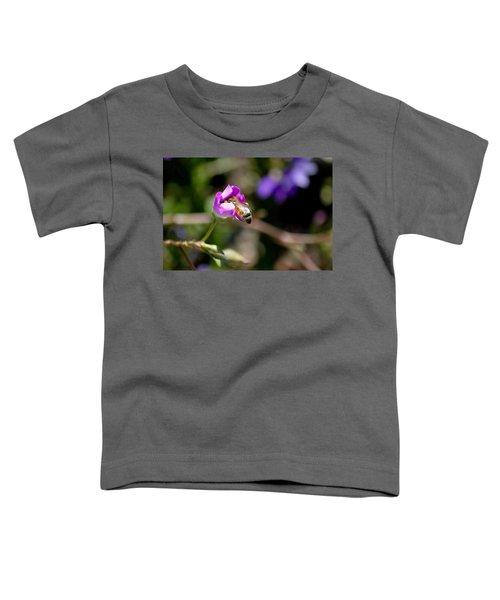 Bashful Bee  Toddler T-Shirt