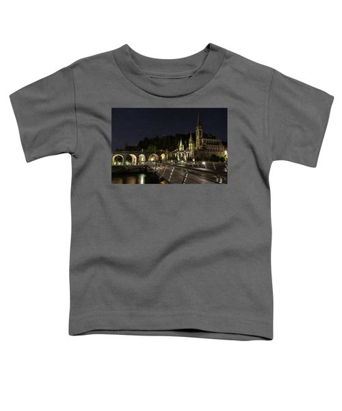 Basilica Of The Immaculate Conception Toddler T-Shirt