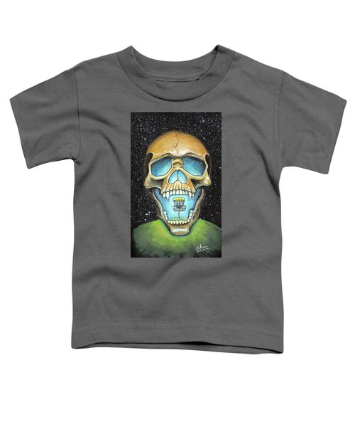 Basket Reaper Toddler T-Shirt