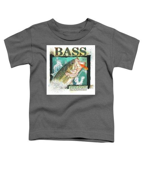 Bass Toddler T-Shirt