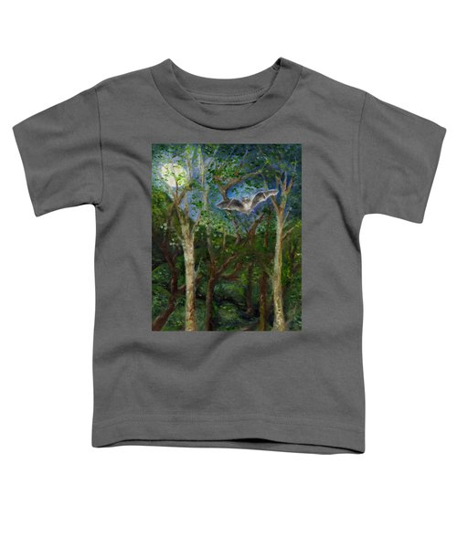 Bat Medicine Toddler T-Shirt