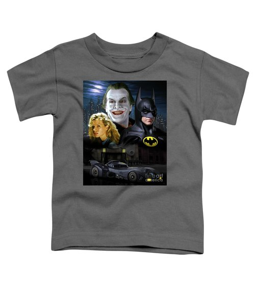 Batman 1989 Toddler T-Shirt