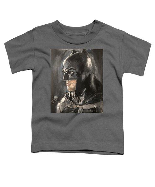 Batman - Ben Affleck Toddler T-Shirt