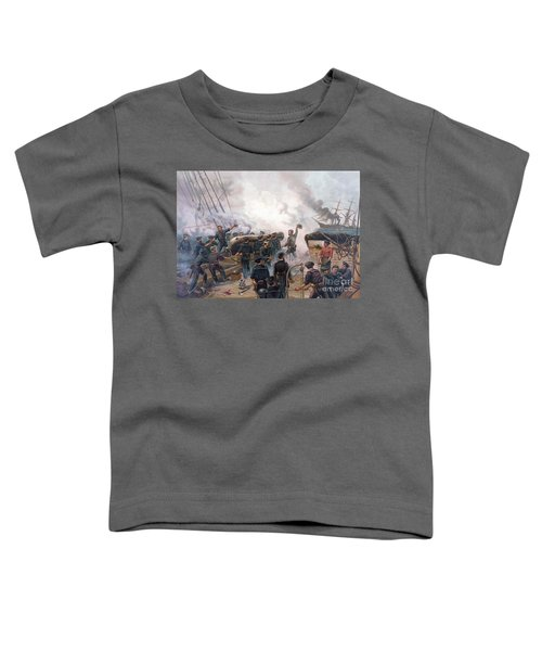 Battle Of Cherbourg Toddler T-Shirt