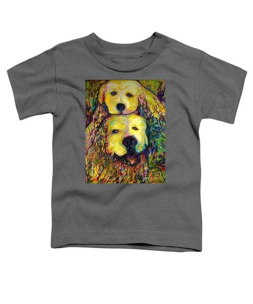 Bauer And Windi Toddler T-Shirt