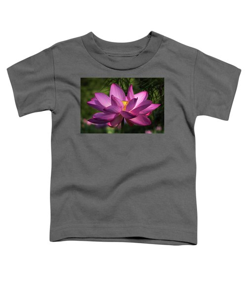 Be Like The Lotus Toddler T-Shirt