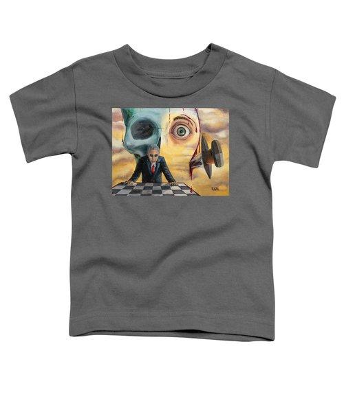 Be Secret And Exult Toddler T-Shirt