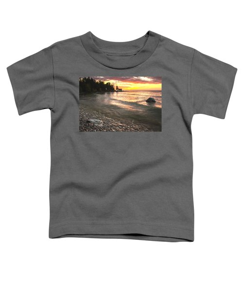 Beach Awakens Toddler T-Shirt