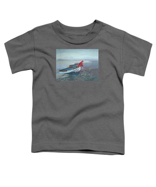 Beach Lifeguard Toddler T-Shirt