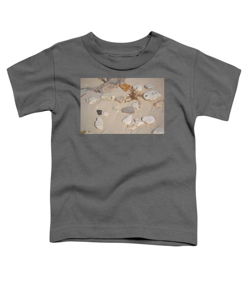 Beach Treasures 2 Toddler T-Shirt