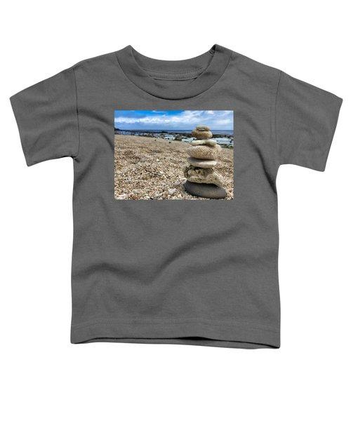 Beach Zen Toddler T-Shirt