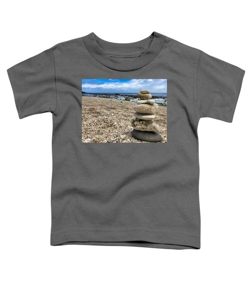 Beach Zen Toddler T-Shirt