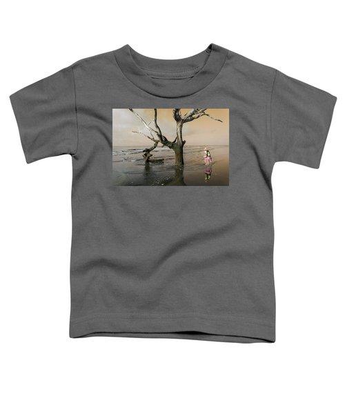 Beachcombing Toddler T-Shirt