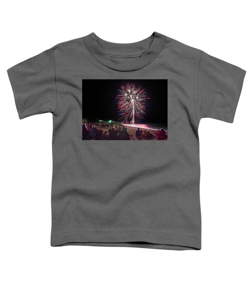 Toddler T-Shirt featuring the photograph Beachside Spectacular by Bill Pevlor