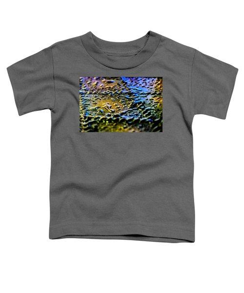 Beaded Water Texture Toddler T-Shirt