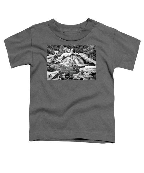 Bear's Den Waterfall Toddler T-Shirt