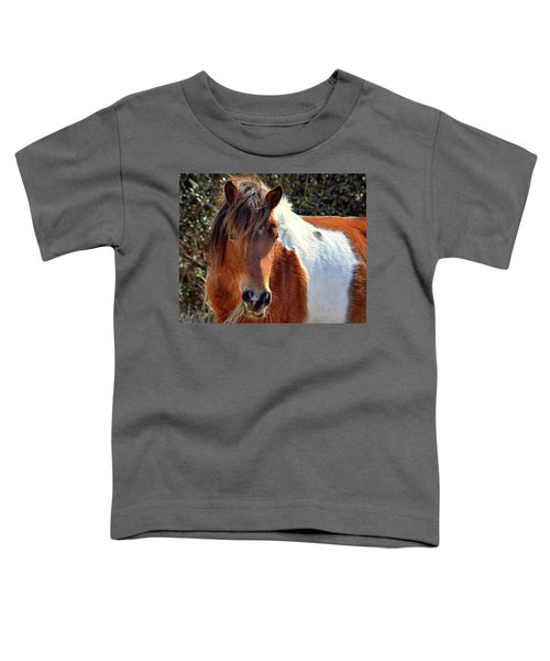 Beautiful Mare Ms. Macky Toddler T-Shirt