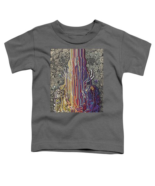 Beautiful Meltdown Toddler T-Shirt