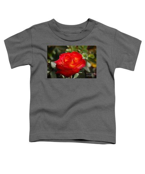Beautiful Rose Toddler T-Shirt