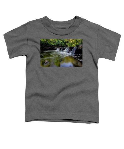 Beautiful Waterfall Toddler T-Shirt
