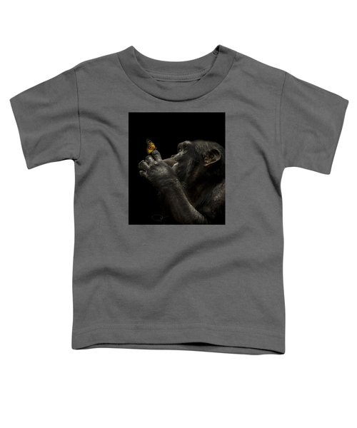 Beauty And The Beast Toddler T-Shirt