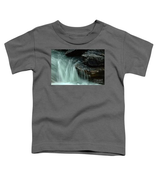 Beauty Creek Streaming Over The Edge Toddler T-Shirt