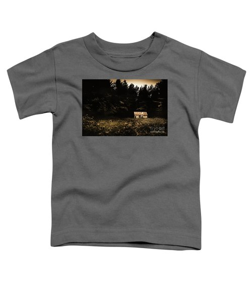 Beauty In Dilapidation Toddler T-Shirt