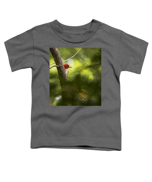 Beauty In The Woods Toddler T-Shirt