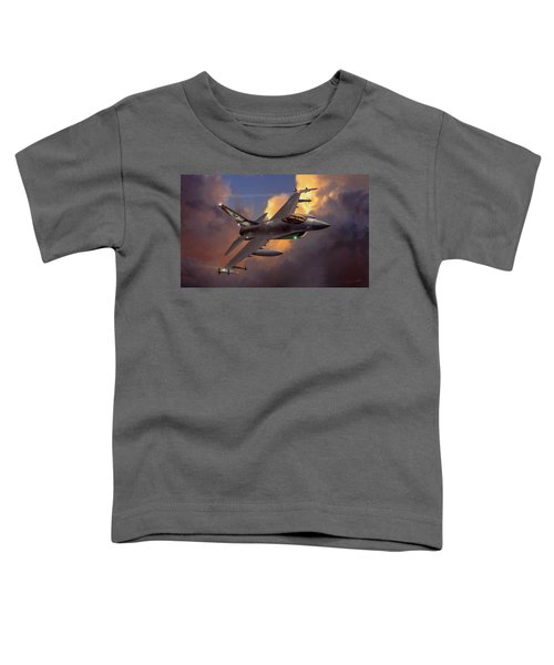 Beauty Pass Toddler T-Shirt